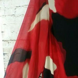 Alfani Tops - Alfani casual red top Large dressy casual